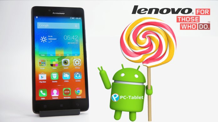 Lenovo A6000, A6000 Plus receive Android 5.0 Lollipop OTA update in India