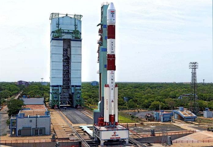 ISRO to launch PSLV rockets lifting 6 foreign satellites