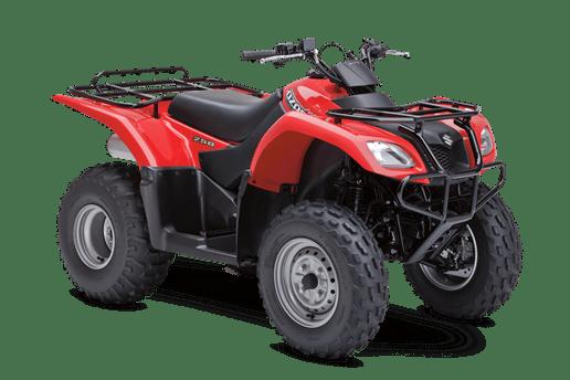 Ozark 250 Model