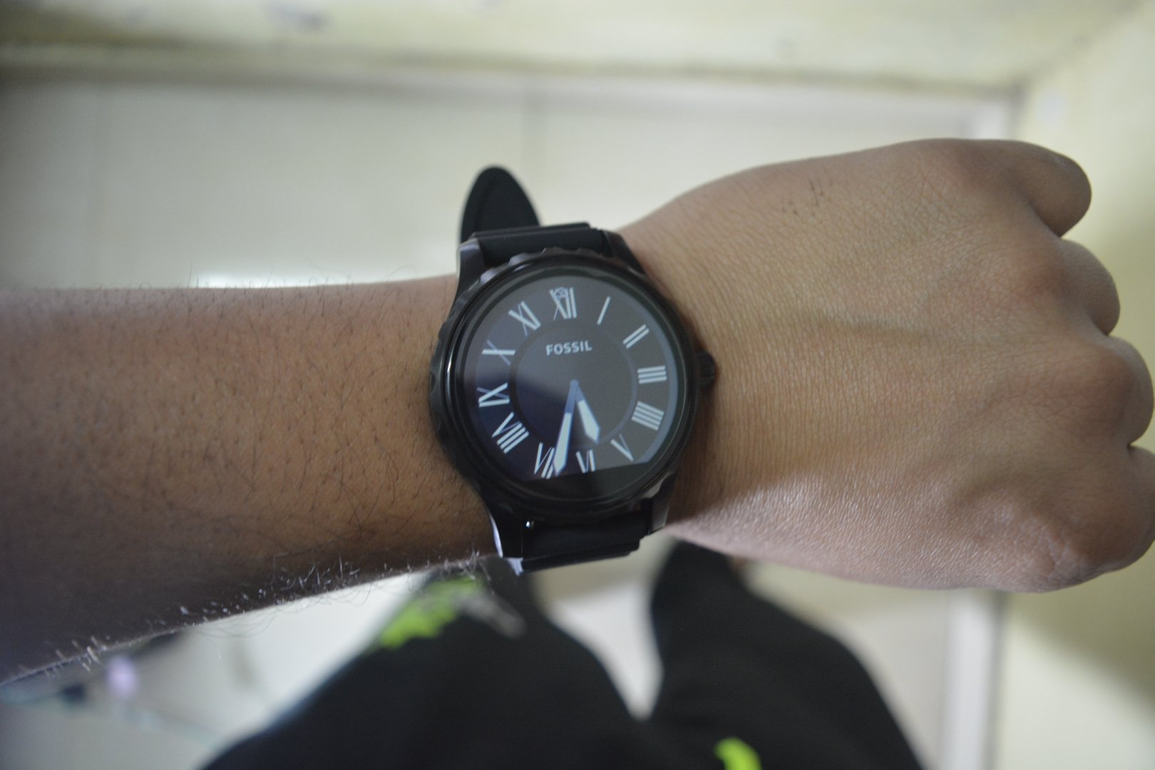 Fossil Q Marshal Review Big On Style Not So Features