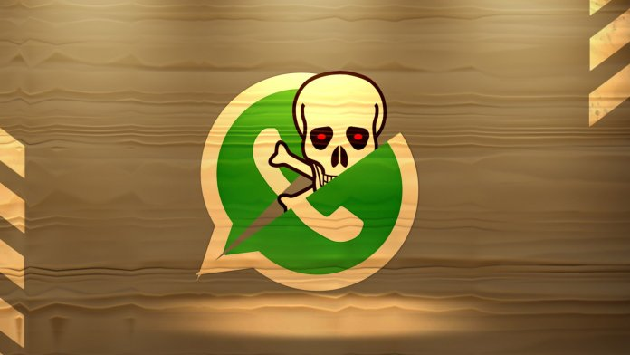 fake whatsapp message virus