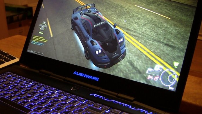 Top 5 gaming laptops