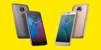 Moto G5S and G5S Plus
