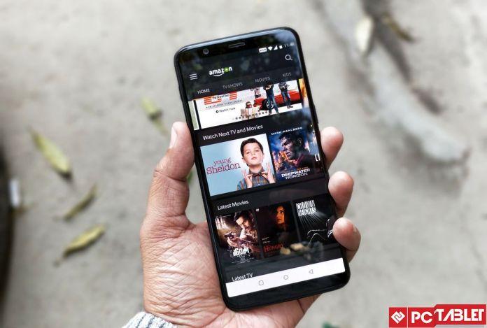 OnePlus 5T amazon prime