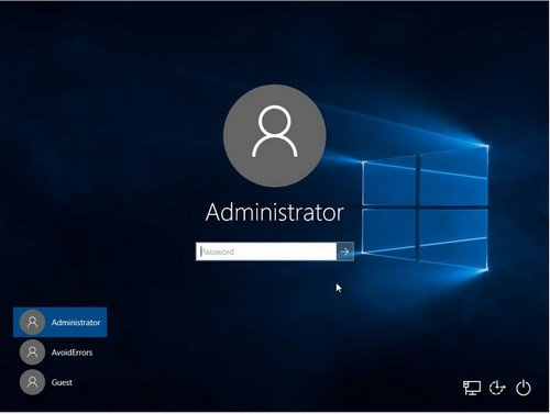 How do you Unlock Password of a locked Windows computer