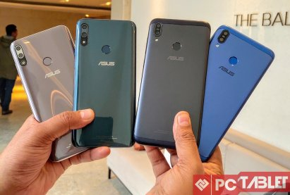 Asus Zenfone Max Pro M2 and Max M2_marked