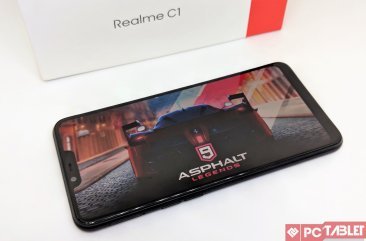 Realme C1 Gaming_marked