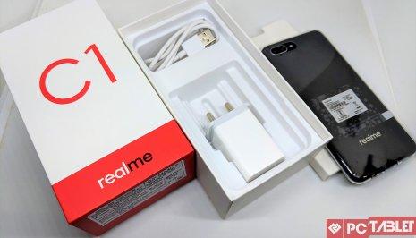 Realme C1 Unboxing
