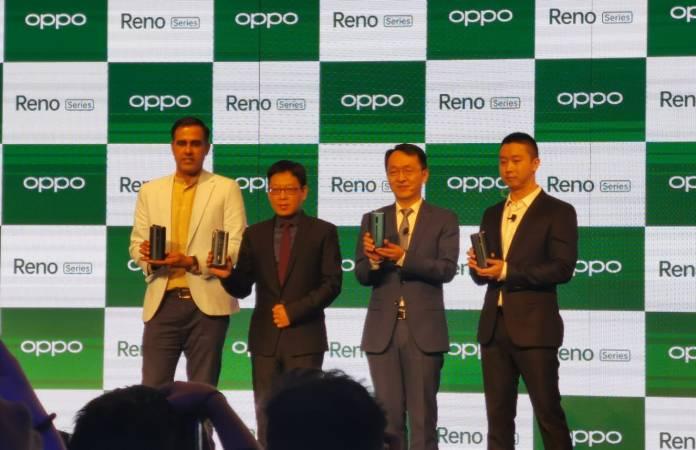 Oppo Reno India