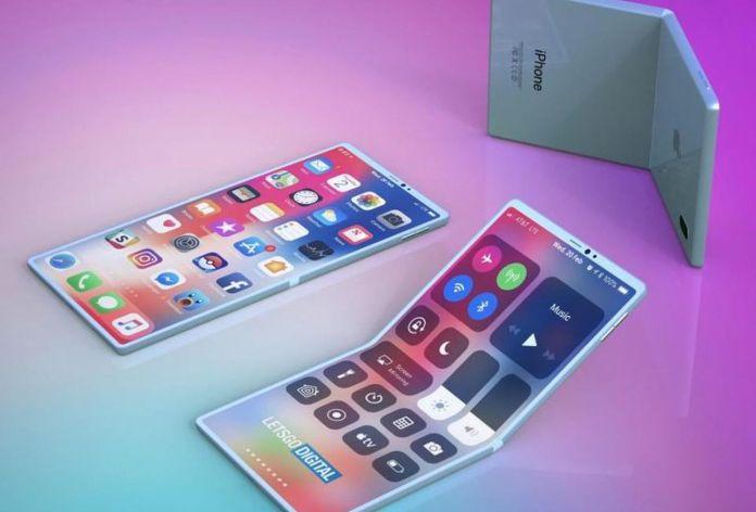Foldable iPhone 2019