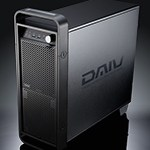 DAIV Z5-QP6-B i7-10700 Office 性能