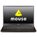mouse K5-H-A i7-10750H Office 価格
