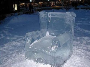 ice-sculptures-recliner