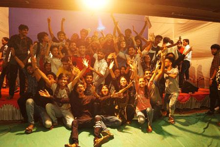 50th University of Mumbai Youth Festival