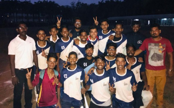 PCACS, New Panvel won Runners-up Title at Mumbai University Soft Ball (Men) Championship 2018-19