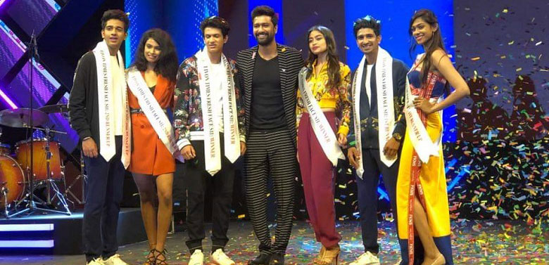 Heartiest Congratulations to our student, Afzaal Siddique<br> He is Times Fresh Face winner at National Level. More than 12,000 students from across the country participated in this contest. The event was held on 8th March, 2019 at JuJu hotel lawns, Mumbai