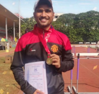 Mumbai University Athletics (10 km Walk) Championship