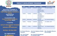 Faculty Development Program on