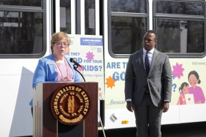 PREVENT CHILD ABUSE KENTUCKY JOINED BY ATTORNEY GENERAL CAMERON TO LAUNCH 'ARE THEY GOOD FOR YOUR KIDS?' CHILD SEXUAL ABUSE PREVENTION CAMPAIGN