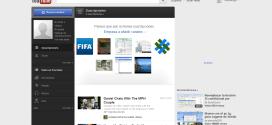 Reestructuración al contador de You Tube