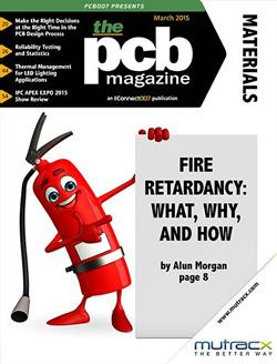 The PCB Magazine - march 2015