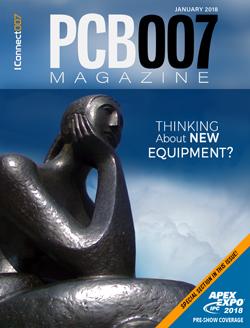 The PCB Magazine - January 2018
