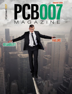 The PCB Magazine - August 2018