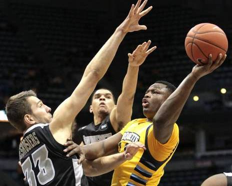 Game Recap: PC at Marquette 1/30/14 #pcbb