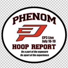 CP3 Live Phenom Hoop Rpoert 2015 Logo