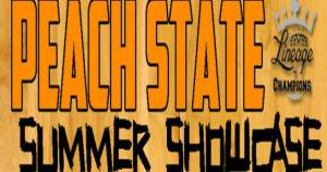 Peach State Summer Showcase Logo