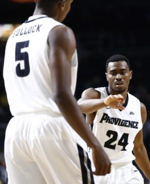 Friars Win in OT: Brown 72, Providence 77