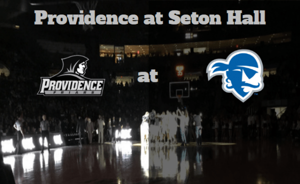 Game Notes & Preview: Providence (14-10, 4-7) at Seton Hall (14-8, 4-6) 2/8/17