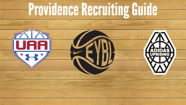 Providence Recruiting Guide to the First April 2017 Live Evaluation Period