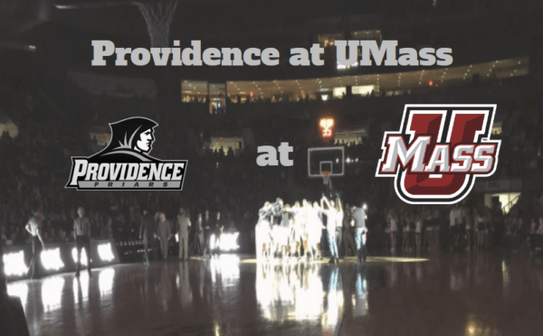 Game Notes & Preview: Providence (7-2) at UMass (4-5) 12/9/17