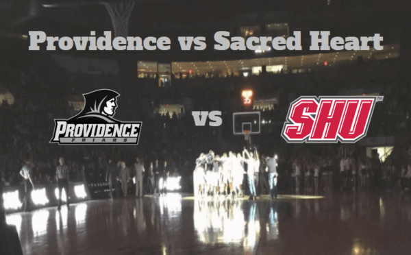 Game Notes & Preview: Providence (8-4) vs Sacred Heart (5-7) 12/22/17
