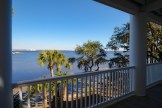 Bay Front Private Balcony in Waterhaven