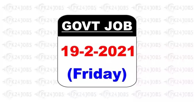 Latest Jobs in Pakistan in Excise Taxation and Anti Narcotics Department Balochistan Jobs 2021