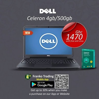 Franko Laptop Prices In 2019. Best Deals and Promo.