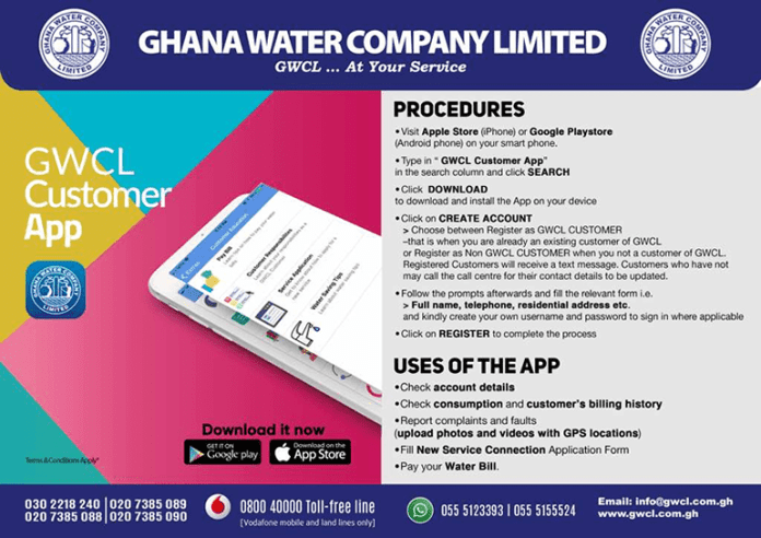 pay water bill mobile money