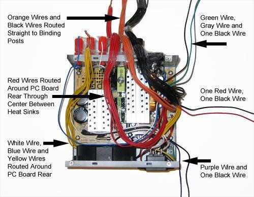 ATX Power Supply to DC Bench Supply Build No 2 | PCB Smoke