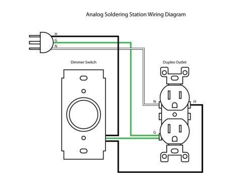 DIY Analog Soldering Station | PCB Smoke