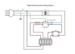 DIY Digital Soldering Station | PCB Smoke