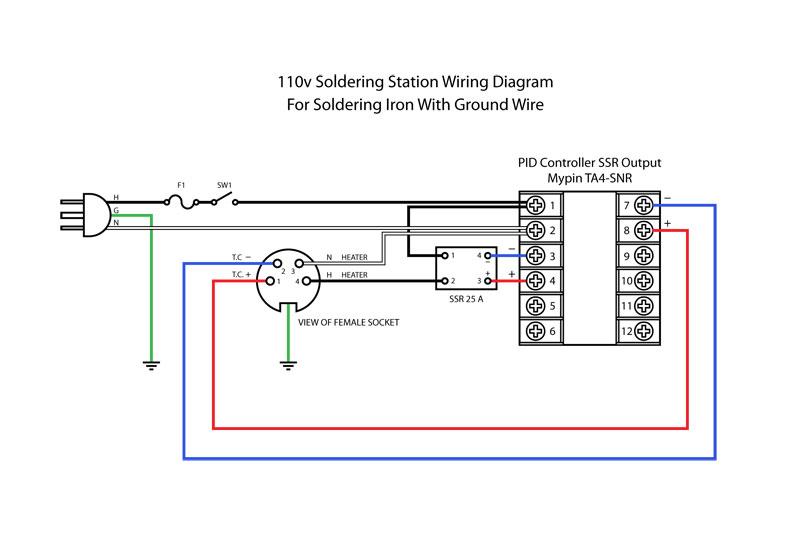 Galaxy Soldering Wiring Diagram | Wiring Diagram