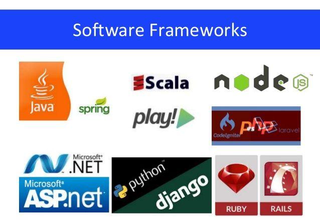 Software Frameworks