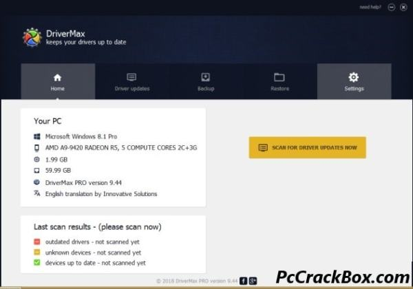 DriverMax Pro Cracked Download