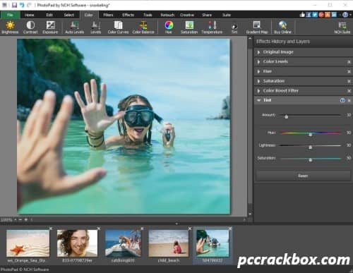 PhotoPad Image Editor Registration Code 2021