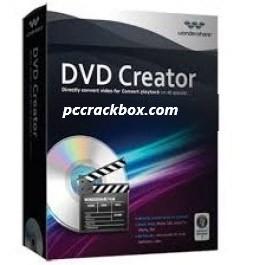 Wondershare DVD Creator Crack 2022