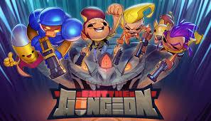 Exit The Gungeon Full Pc Game Crack