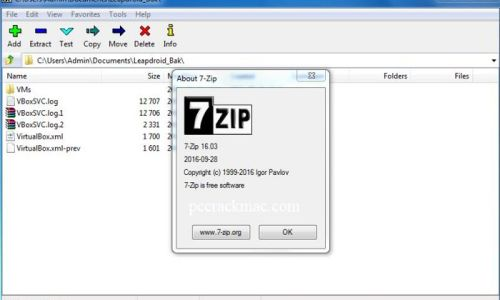 7-Zip Password Cracker 19.00 + Crack Free Here For [32bit & 64bit]