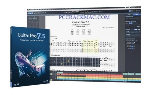 Guitar Pro 7.5 Crack